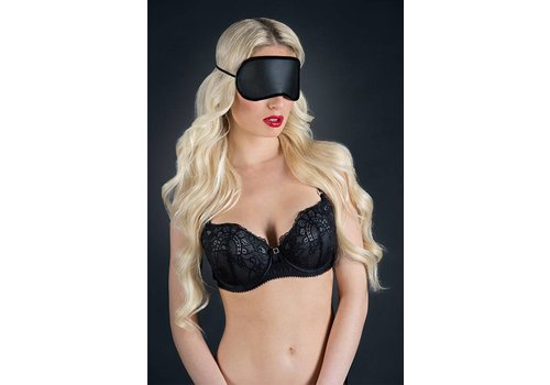 Guilty Pleasure Leather-look blindfold