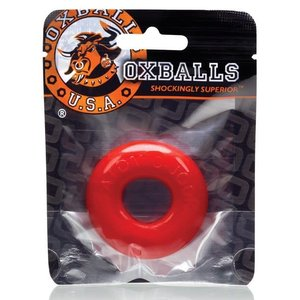 Oxballs Do-Nut 2 cockring - Rouge