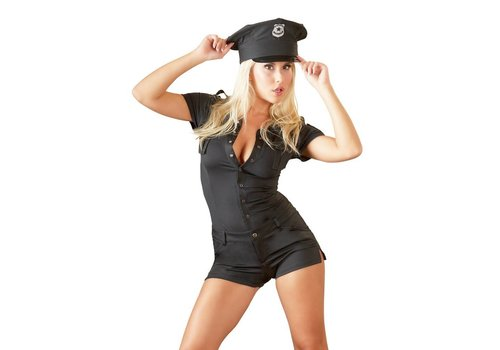 Cottelli Collection Sexy politie-uniform