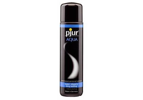 Pjur un lubrifiant à base d'eau Aqua
