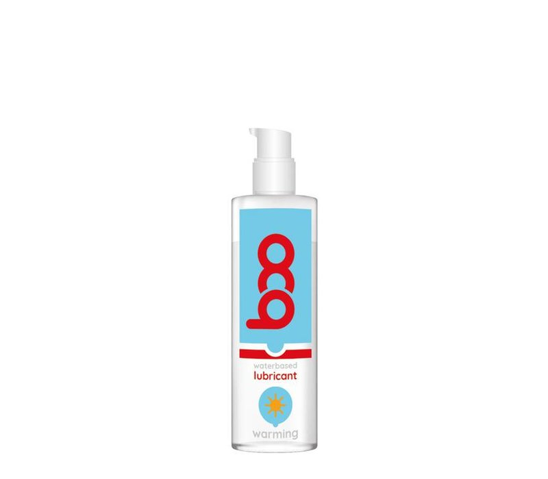 Boo Warming Lubricant Waterbased