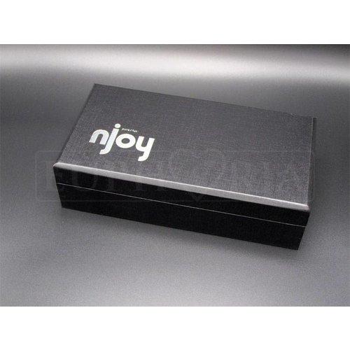 Njoy Njoy Pure Wand - Stainless Steel g-spot / p-spot dildo