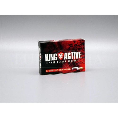 King Active King Active - box to 2 caps