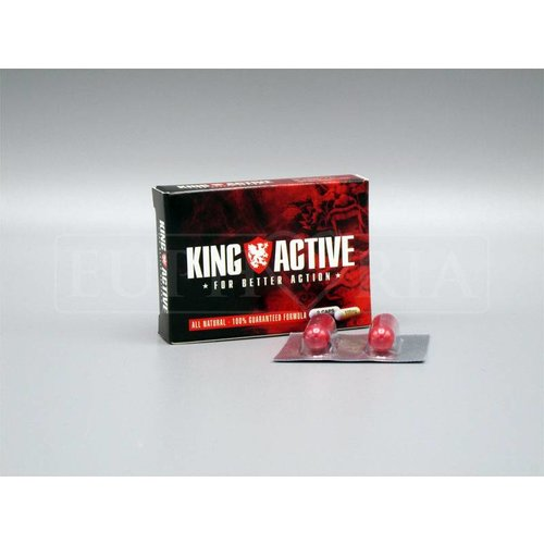 King Active King Active - doosje à 2 caps