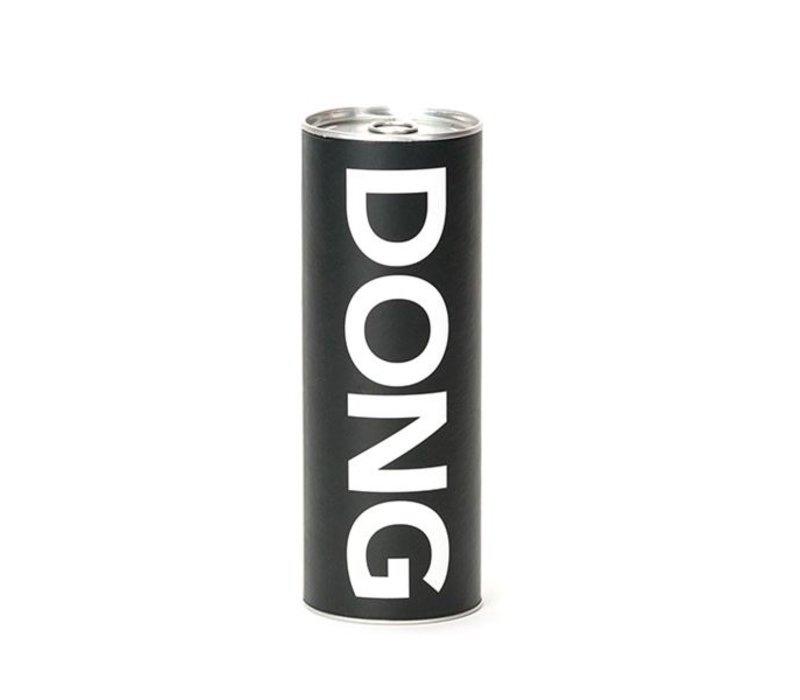 "Zwarte siliconen vac-u-lock dildo 8"" (20 cm) voor Fuck Machine"