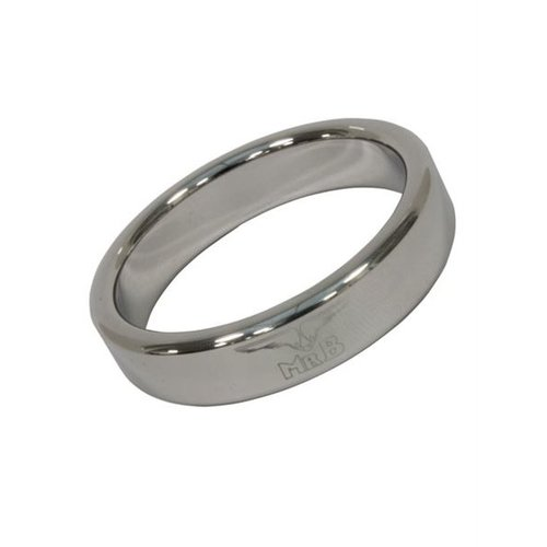 Mister B Stainless Cockring - Light