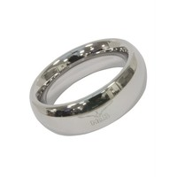 Stainless Cockring Donut