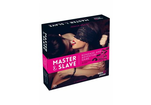 Tease & Please Master & Slave Pink