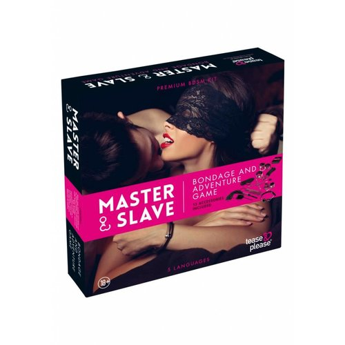 Tease & Please Master & Slave Roze