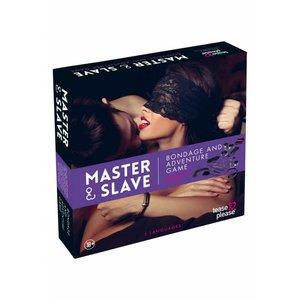 Tease & Please Master& Slave Violet