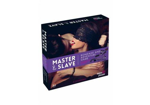 Tease & Please Master & Slave Paars