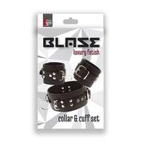 Collar & cuff set