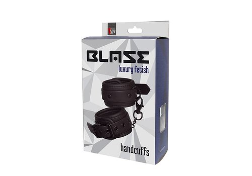 Blaze Artificial leather / neoprene handcuffs