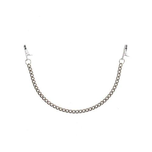 Rimba Basic Nipple clamps with chain