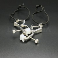 Adjustable clamps - without chain
