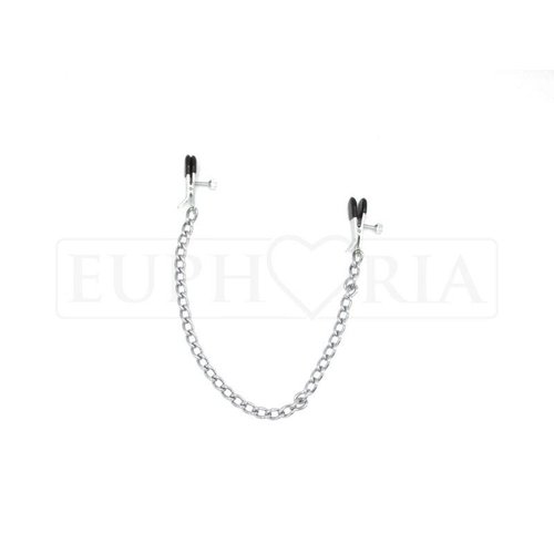 Rimba Adjustable nipple clamps SMALL - with chain