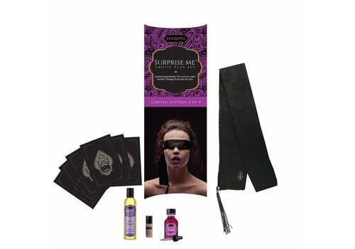 KamaSutra Suprise Me - Erotic Play Set