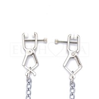 Adjustable clamps - with chain