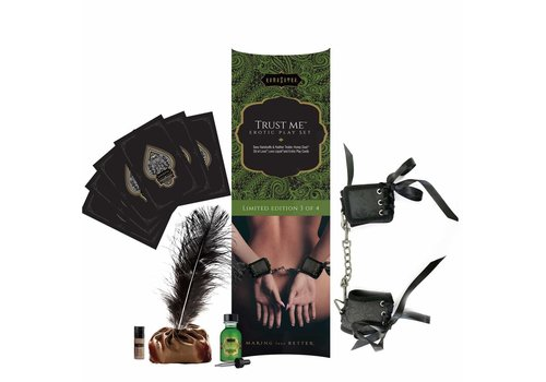 KamaSutra Trust Me - Erotic Play Set