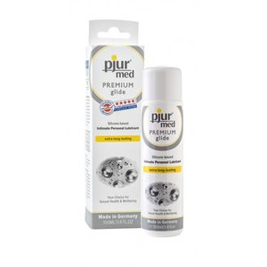 Pjur Pjur MED Premium Glide - Allergy tested silicone lube