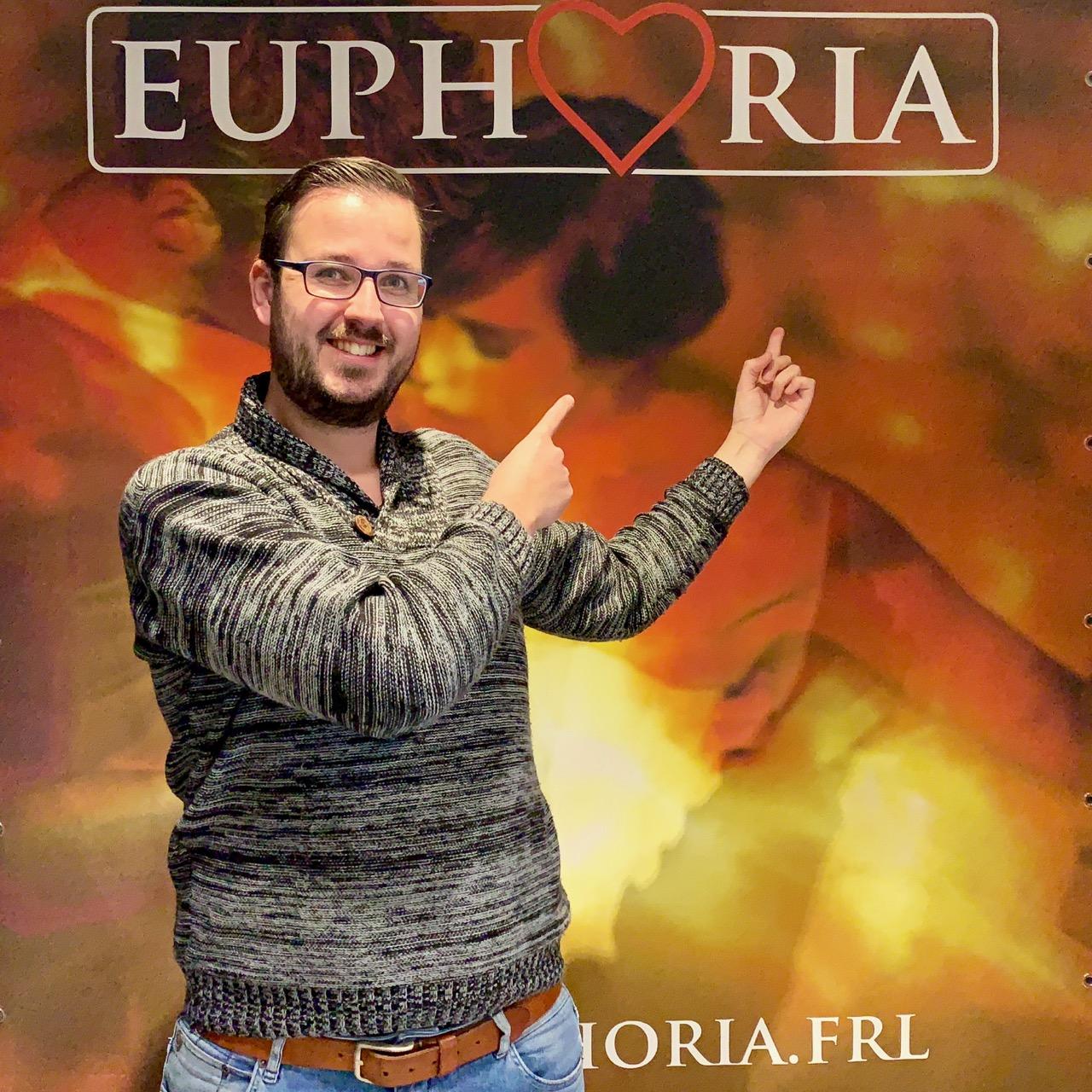 Mark Muller - ondernemer bij Euphoria