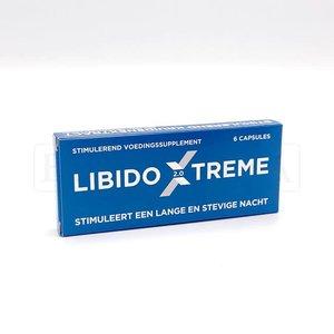 Libido Extreme 2.0 - Doosje à 6 capsules