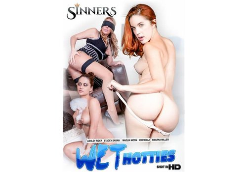 UK Sinners Wet Hotties (HD)