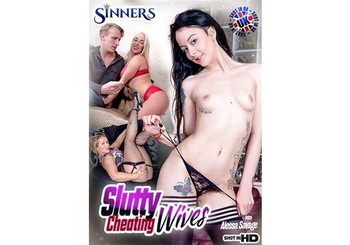 UK Sinners Slutty Cheating Wives (HD)