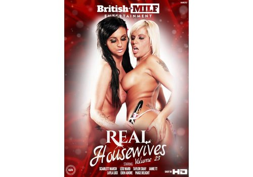 British MILF Entertainment Real Housewives Vol. 23 (HD)