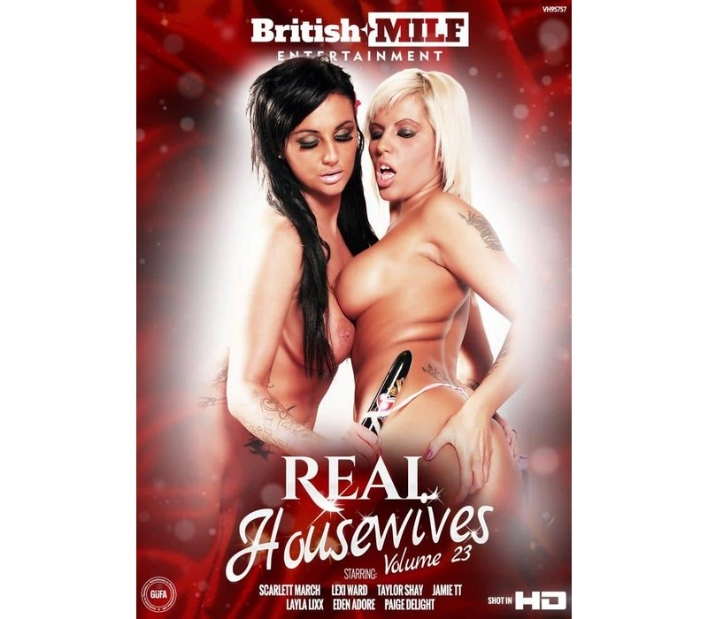 Real Housewives Vol. 23 (HD)