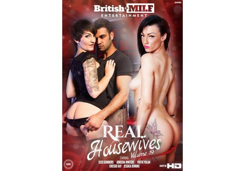 British MILF Entertainment Real Housewives Vol. 19 (HD)