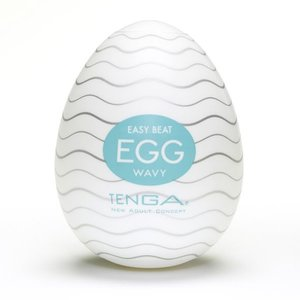 Tenga Tenga Egg Wavy - Single