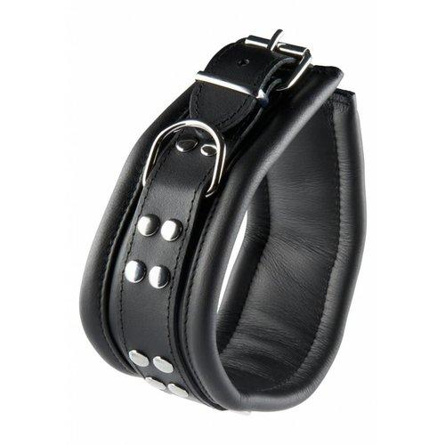 Hidden Desire Leren Collar / Halsband 6,5 cm
