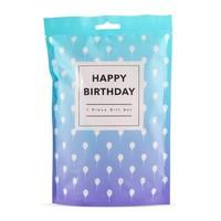 Happy Birthday - 7-piece gift set