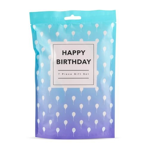 Happy Birthday - 7-piece gift set