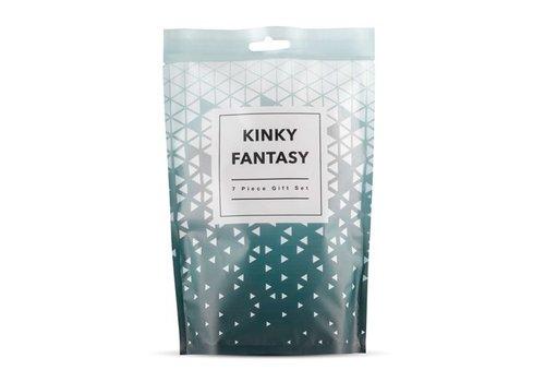Loveboxxx Kinky Fantasy - Coffret cadeau 7 pièces