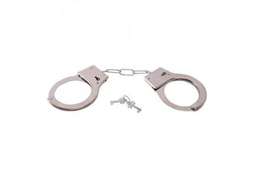 Toyz4Lovers Cheap Metal Cuffs