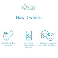 Lovely 2.0 - Cockring met slimme APP