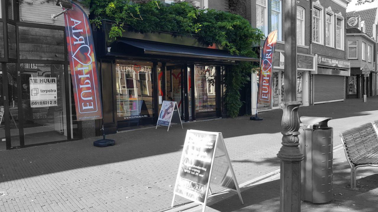 Euphoria - Erotiekwinkel Heerenveen