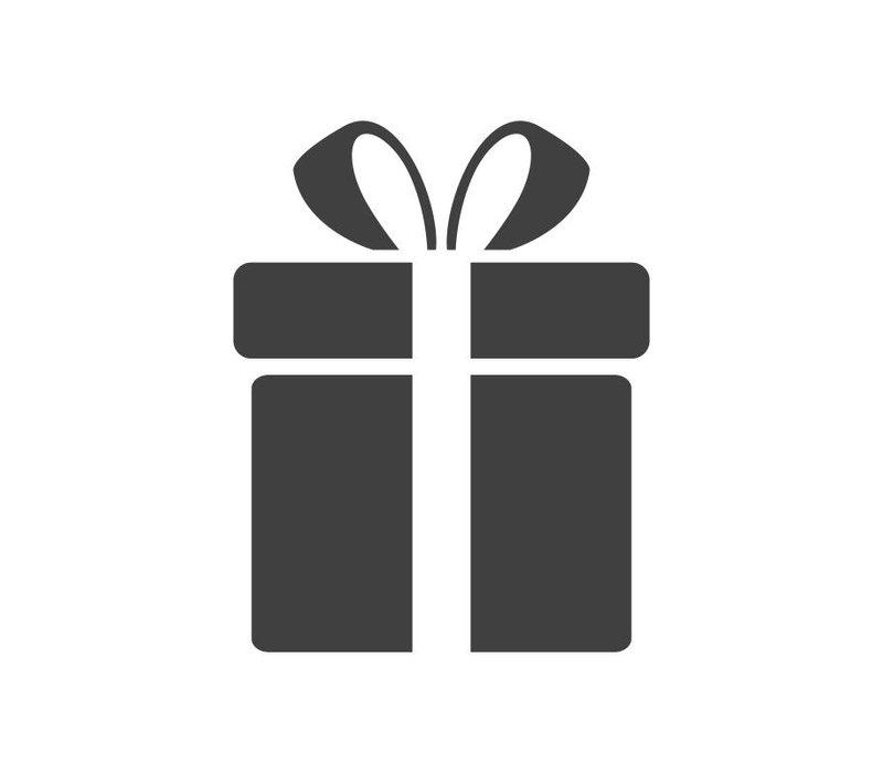 Laat je artikelen inpakken in cadeaupapier