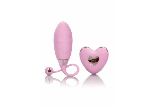 Jopen Amour Remote Bullet - Oeuf vibrant avec télécommande