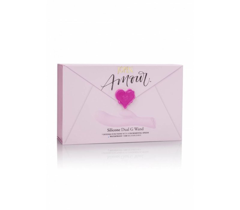 Amour Silicone Dual G-Wand