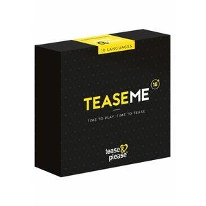 Tease & Please Tease Me - Set complet avec jeu