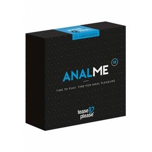 Tease & Please Anal Me - Set complet avec jeu amusant