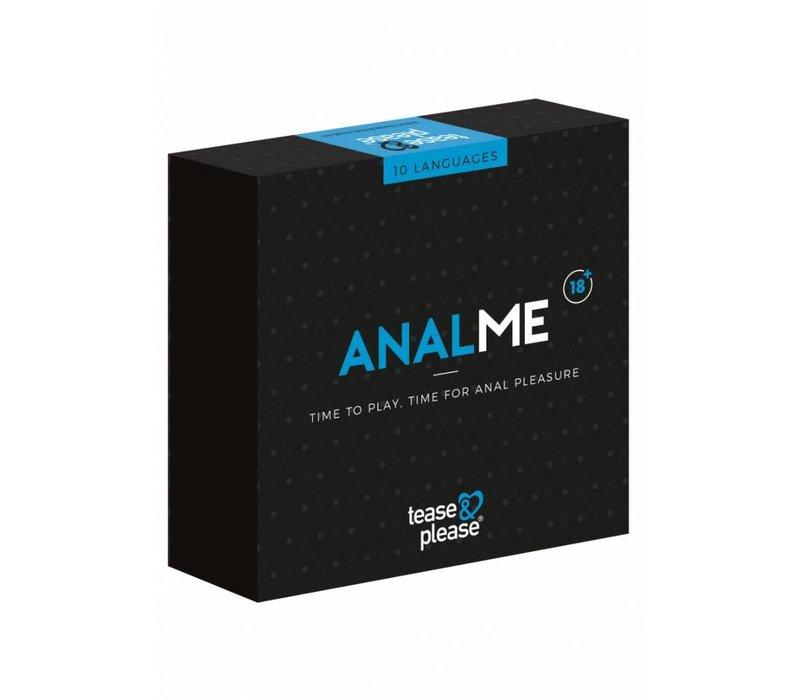 Teasy & Please Anal Me - Complete speelset met spel