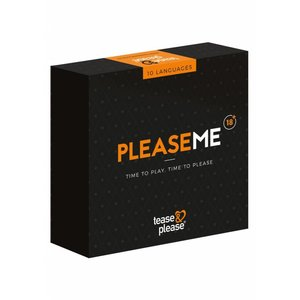 Tease & Please Please Me - Complete Set with game