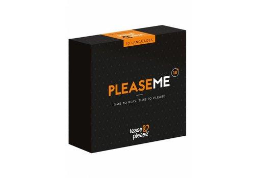 Tease & Please Please Me - Set complet avec jeu