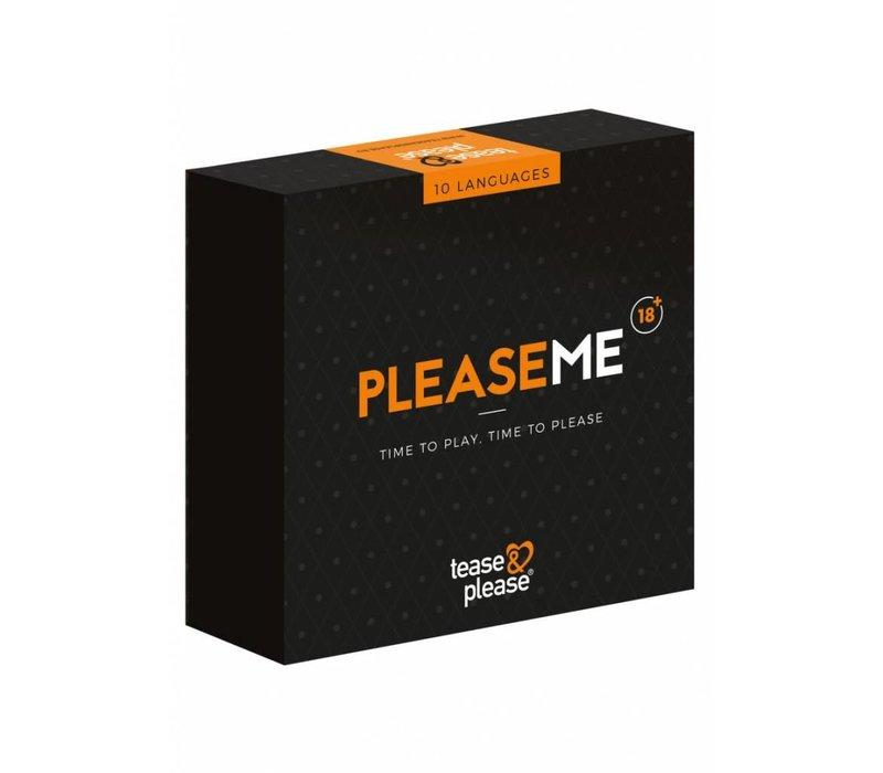 Tease & Please Please Me - Complete speelset met spel