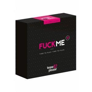 Tease & Please Fuck Me - Set complet avec jeu