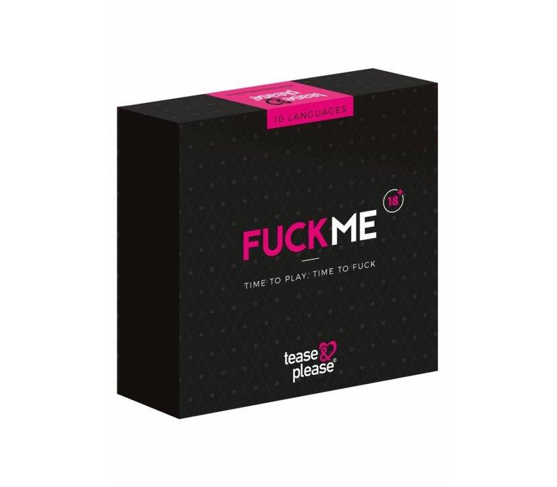 Tease & Please Fuck Me - Complete speelset met spel